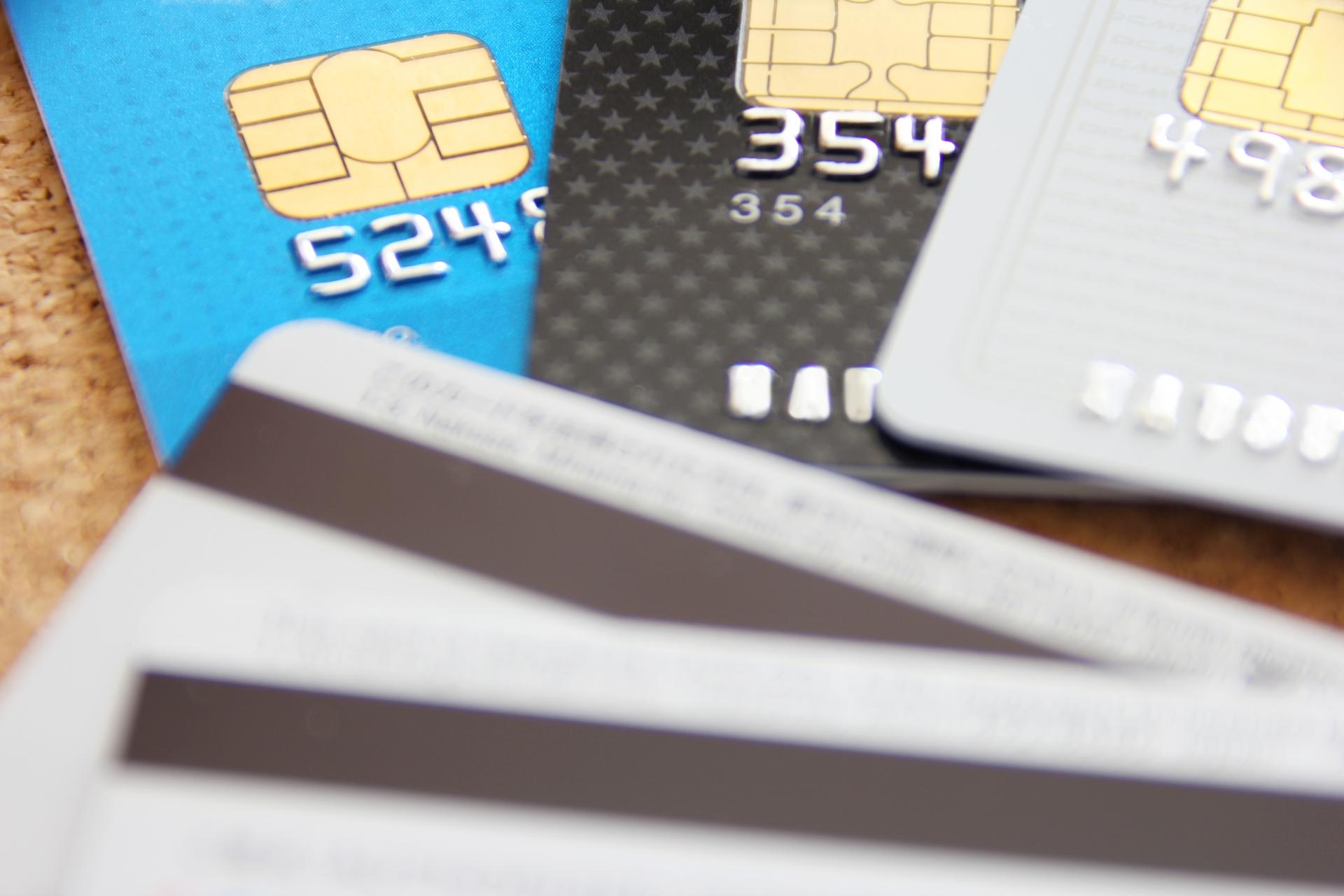 クレジットカードは若い頃に 1枚は作っておくと良い